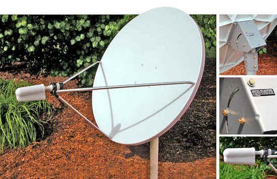 Satellite System Price List